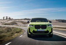 BMW X3M & X4M facelift krijgen gekke muil
