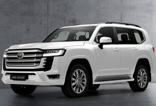 Officieel: Toyota Land Cruiser J300 (2022)