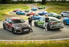 Ook Audi Sport wordt volledig elektrisch tegen 2030