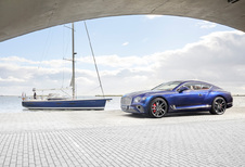 Bentley et ses artisans créent un yacht de luxe