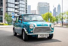 London Electric Cars transforme votre Mini Classic en électrique