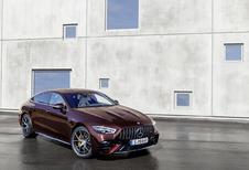 Mercedes-AMG GT 4 Portes : pas de lifting, mais une mise à jour