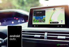Coyote komt naar Android Auto #1