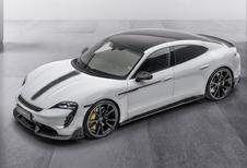 Mansory s'attaque à la Porsche Taycan Turbo électrique