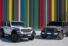 Jeep Wrangler et Gladiator, un pare-brise en verre de smartphone