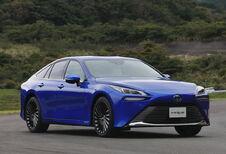 Toyota voit des alternatives à l'électrique pour 30 ans encore