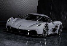 Koenigsegg et Geely intéressés par le Vulcanol