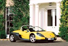 Vintage - 1995 Renault Sport Spider, coup de folie !