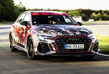 Audi RS 3 : Que savons-nous déjà ? #1