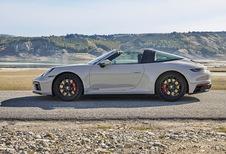 Porsche 911 Carrera GTS (2021)