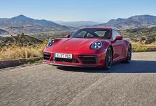 Porsche 911 nu ook als GTS (+ prijs België)