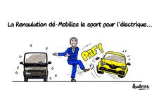 La story d'Audran - Renault Mobilize