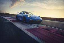 La Californie accepte la Porsche 911 GT3 à boîte manuelle