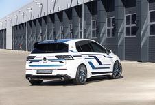 Volkswagen Golf GTE Skylight is stageproject voor Wörthersee