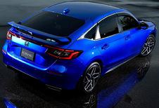 Officieel: Honda Civic Hatchback voor Europa (2022) #1