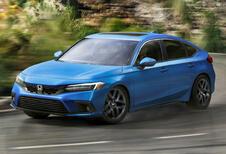 Honda Civic 5-deurs: 11e generatie onthuld