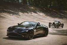 L'Aston Martin Vantage A3 célèbre le centenaire de la plus ancienne Aston Martin