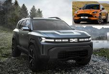 Wat heeft de Dacia Bigster gemeen met de Aston Martin DBX?
