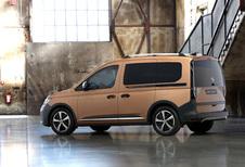 Volkswagen Caddy als avontuurlijke PanAmericana
