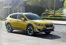 Subaru XV 2021: hetzelfde, maar dan iets beter