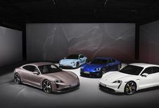Porsche Taycan, un rappel pour problème moteur