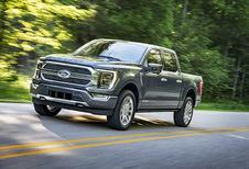 Ford F-150 en Mustang niet meer populairste modellen in VS
