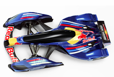 Red Bull X2010 Concept Vision GT
