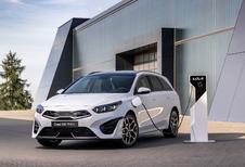 Facelift voor Kia Ceed, Ceed SW en Proceed