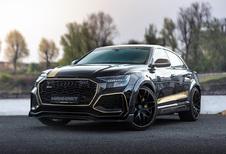Manhart transforme l'Audi RS-Q8 façon Urus