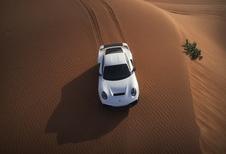Gemballa Marsien is Porsche 911 Turbo Safari