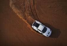 Gemballa Marsien is Porsche 911 van Mars