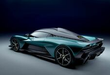 Aston Martin Valhalla is af en heeft Ferrari SF90 in het vizier