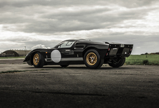 Everrati maakt elektrische 'echte' Ford GT40