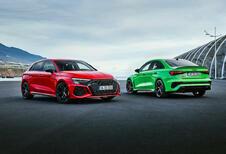 Audi RS3 2021, 5 cilinders, 400 pk en drift mode #1