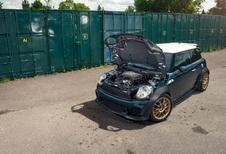 Powerflex Vini, une Mini avec un V8 !