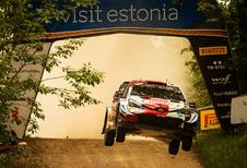 Rovanperä wint in Estland eerste WK-rally, Neuville is derde #1
