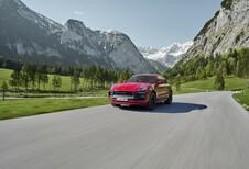 Porsche Macan gaat opnieuw onder het mes