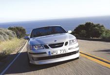Vintage - 2003 Saab 9-3 Cabriolet, le cabrio qui venait du froid