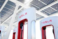 Tesla Superchargers gaan tot 300 kW