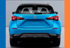 MG One, SUV-coupé voor de massa