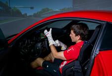 Ferrari LMH: hybride én met 4WD #1