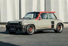 Renault 5 Turbo 3: Restomod