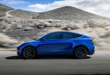 Tesla Model Y, mise à jour et production en Allemagne fin 2021