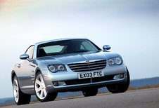 Vintage - 2003 Chrysler Crossfire, made in Germany
