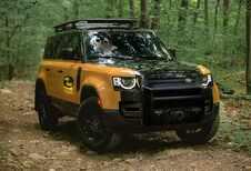 Land Rover eert het verleden met Defender Trophy Edition