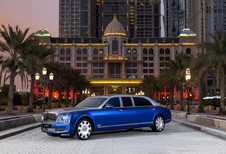 Bentley Mulsanne Grand Limousine by Mulliner, occasions neuves