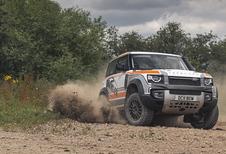 Land Rover Defender krijgt wilde Bowler-rallyversie