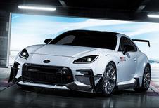 Toyota GR86 GR Parts Concept gaat helemaal Gazoo