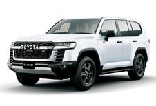 Toyota Land Cruiser GR Sport, influencé par le Dakar