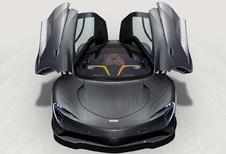 McLaren Albert, une Speedtail by MSO